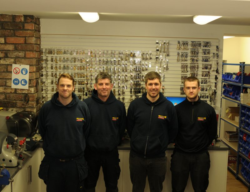 Macclesfield Locksmiths 24 Hour Call and Shop
