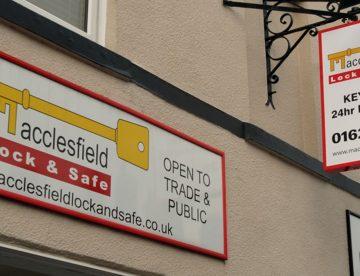 Master Locksmith Assocation Member Macclesfield Lock and Safe