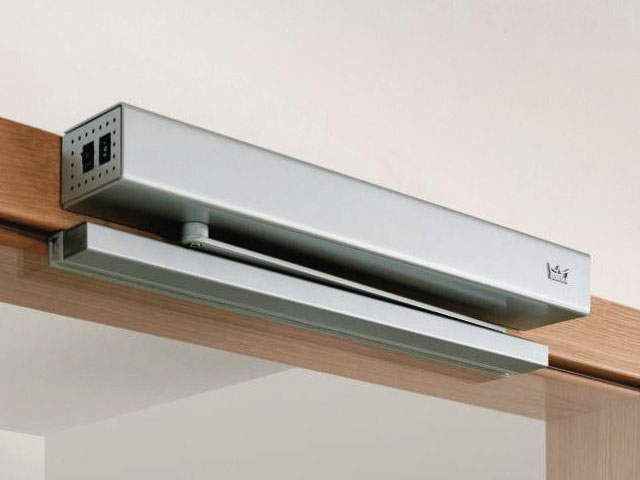 Door closer installation Macclesfield Cheshire