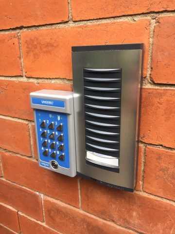 Macclesfield Locksmiths Access Control System Supplied and Fitted